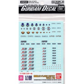 Gundam Seed Destiny Decal