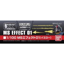 MS Effect 01 Bandai 1/144
