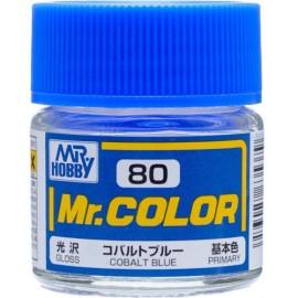 Cobalt Blue C80 Lacquer Mr. Color