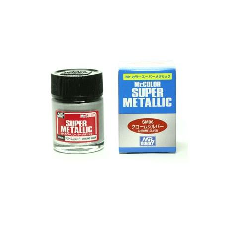 Super Iron SM03 Super Metallic Mr. Color