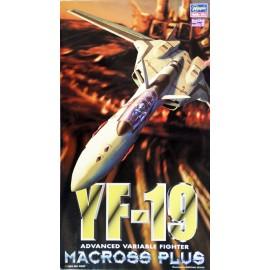 YF-19 Hasegawa 1/72 (No Transformable)