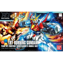 Try Burning Gundam HG