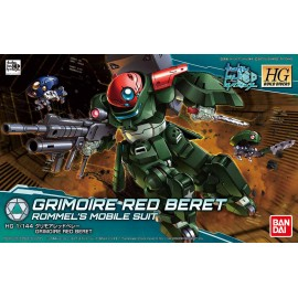 Grimoire Red Beret HG