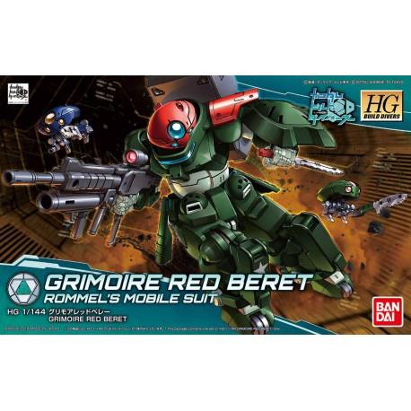 Grimoire Red Beret HG