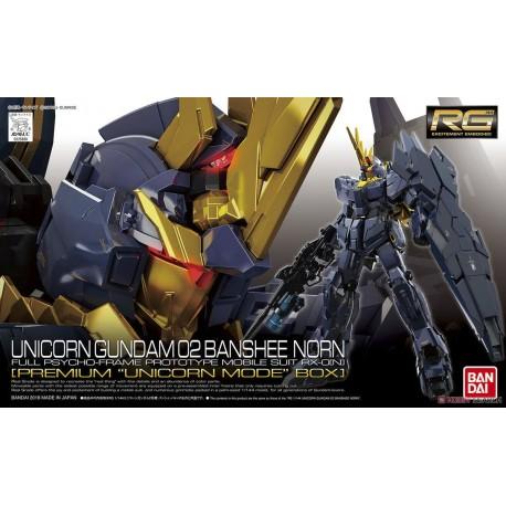 Unicorn Gundam RG