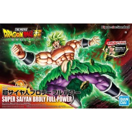 Broly Full Power Figure-rise Standard