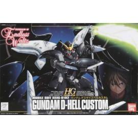 Deathscythe Hell Custom HG