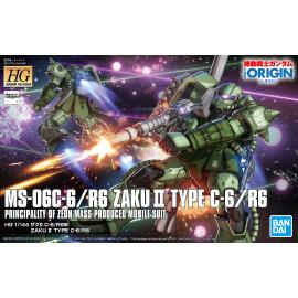Zaku II Type C-6/R-6 HG