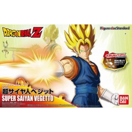 Vegetto Super Saiyan Figure-rise Standard
